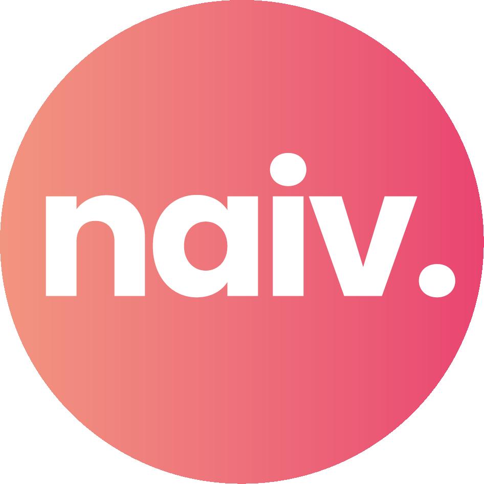 Logo NAIV | Webdesign & ontwikkeling